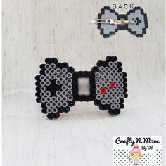 Nintendo Controller pixel bow🎀  #craftynmorebyd #hairaccessories #pixel #hamabeads #hairstyle #hairpins #hairclips #perlerbeads #perler #hama #handmade #perlerart #beads #beadart #perlerbeadart #art #perlerbead #perlerartist #creative #bit #crafts #happy #follow #shop #style #love #photooftheday #fashion #giftideas #nintendo Nintendo Controller, Crochet Earrings, Bow, Hairstyle, Crafty, Beads, Creative, Handmade, Accessories