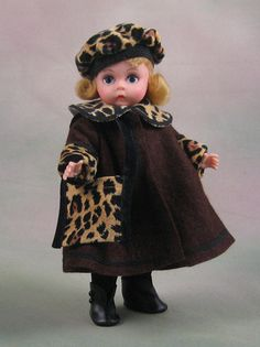 Madame Alexander Dolls.  My favorite dolls of all time.