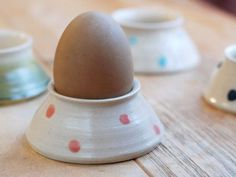 Egg Cup from The Village Pottery — Faith's Daily Find 09.05.12
