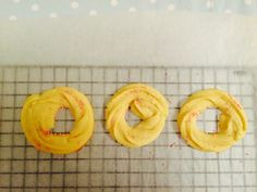 Spritz Butter Cookies (Rose Levy Beranbaum: The Baking Bible)
