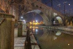 The Bridge by Todd Wall, via 500px