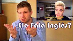 Felipe Neto Fala bem inglês? (Analise Gringa)