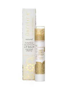 Vegan Naked Quench lip balm from Pacifica