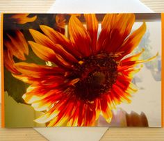 Fall Greeting Card by SmartBlondes on Etsy Handmade at Amazon/Shop Smart Blondes