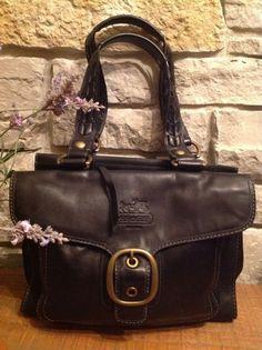 05741159d Coach Black Large Women's Totes & Shoppers | eBay. Vintage CoachLarge WomenLeather  BagMessenger ...