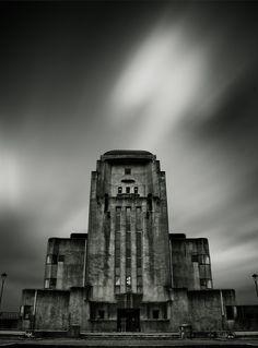 Radio Kootwijk,  Netherlands house on haunted hill ;)