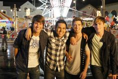Picture this, first kiss in the moonlight Slow dance, cover band playing all night Meant to be, cool breeze feeling so right Picture this, picture this Picture. Nickelodeon Shows, Cover Band, Slow Dance, Big Time Rush, Ross Lynch, Cool Bands, Victorious, Girlfriends, Guys