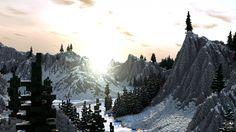 frosty 1,5k*1.5k | By _Killerack_ Minecraft Project