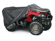 XXXL Camouflage ATV Waterproof Cover For Fuzion Polaris Honda Yamaha Suzuki US