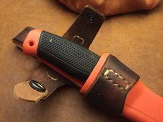 Mora Clipper Leather Handmade adapter от BushgearLeatherworks