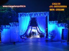 If you want to make the wedding event, the most lovely and memorable one with superb decorations and wonderful arrangements, then our team will serve you the best. Call us Today at +91-9853088884 http://www.mangalampvtltd.in