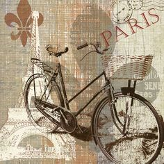 """Paris Trip"" - Paris posters and prints available at Barewalls.com"