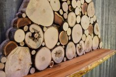 Wall sculptures made from reclaimed wood – The Owner-Builder Network Log Projects, Garden Projects, Projects To Try, Wood Sculpture, Wall Sculptures, Wooden Wall Art, Wood Art, Wood Slice Crafts, Wood Wreath