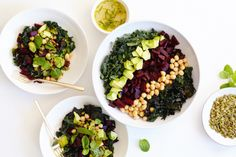 The Cleansing Power Of Beets: 10 Delicious Recipes For A Healthier Liver - mindbodygreen.com