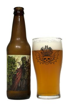 Zombie Dust- Three Floyds Brewery, Munster, Indiana: http://dinnerdrinksandamovie.com/2013/05/14/highland-pizza-palooza-crowns-favorite-pizza-winner/ #beer #zombie