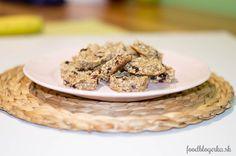 Zdravé ovsené koláčiky (bez cukru & 3 suroviny)