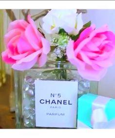 From Alisha Marie/ macbby11 Chanel vase ❤️