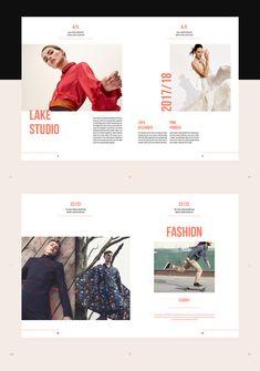 UF — Fashion Brochure on Behance