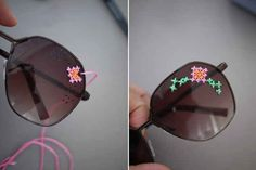 16 DIY Sunglasses You'll Actually Want To Wear This Summer