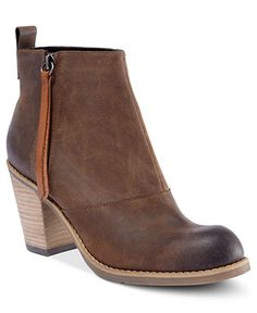 DV by Dolce Vita Shoes, Joust Booties - Dolce Vita - Shoes - Macy's #macysfallstyle