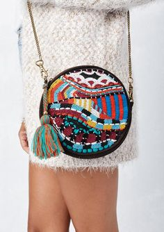 Magic Moon Crossbody