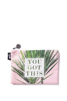 Reward yourself with this Typo - Campus pencil case - You got this http://www.wasandnow.com/shop/fashion-2/typo-campus-pencil-case-you-got-this/ #FashionTypoCottonOnTypoCampusPencilCaseYouGotThis Our campus case is the perfect multi-purpose accessory. Available in a range of seasonal designs and prints, these canvas cases match back with collegiate notebooks. Zip closure with lined interior. Dimensions: 20cm x 15cm. Composition: 100% Polyester