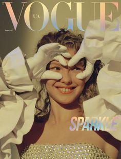 35e5447543e0 Vogue UA представляет новый номер  декабрь 2017   Vogue Ukraine Макияж, Мода  Для Обложки