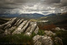 Serrania de Ronda, Spain