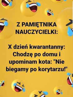 22 Żarty Dnia, 29 Marzec 2020 - Kocham Humor Wtf Funny, Funny Cute, Weekend Humor, I Go To Work, Smile Everyday, Cry For Help, Haha, The Cure, Feelings