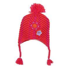 red hat, pompom