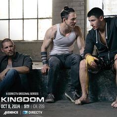 #Kingdom on Audience #Nick #Jonas