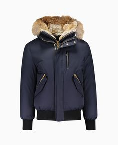 Pure Winter Outerwear Perfect! Stylish Luxury Winter Gear Pioneers Mackage offer luxury #outwear that's both perfection and overpriced.  #mackage #parka #navy #jacket #menfashion #modern #coat #