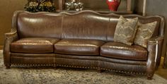 Espresso  Curved Sofa Curved Couch, Family Room Furniture, Ranch Remodel, Rustic Cabin Decor, Classic Sofa, Creature Comforts, Home Furnishings, Espresso, Sofas