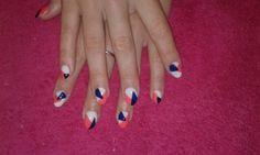 Love patterns How To Do Nails, Patterns, Beauty, Block Prints, Beauty Illustration, Pattern, Models, Templates