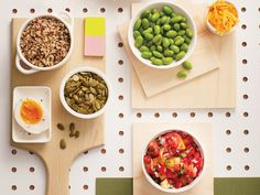 Kids eat better (and have more fun) when they can customize their meals. These deconstructed recipes put the power of choice in their capable hands.
