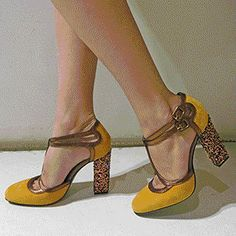 Wait and See presents PAOLA D'ARCANO shoes