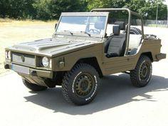 1978-1988 VW Iltis Typ 183