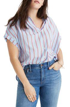 1d6f58b62c Madewell Central Shirt (Regular   Plus Size)