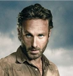 Andrew Lincoln- one of the manliest men on tv
