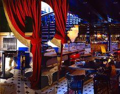 Le bar Denis Simachev