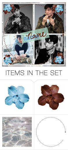 """Open Ezra Miller Icon"" by actual-hermione ❤ liked on Polyvore featuring art"