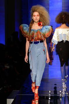 Jean Paul Gaultier | Haute Couture - Spring 2017 | Look 33