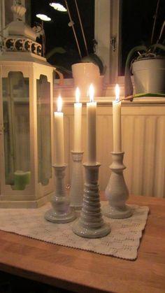 - Forma och dekorera - Keramik iFokus click now for more. Ceramic Candle Holders, Candlestick Holders, Candlesticks, Candle Stand, Candle Jars, Wood Vase, Ceramics Projects, Thrown Pottery, Ceramic Design