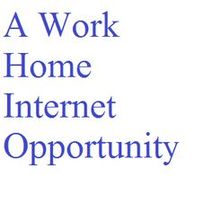 http://aworkhomeinternetopportunity.com - a legitimate work home job Come have a look at our website. https://www.facebook.com/bestfiver/posts/1435123883367249