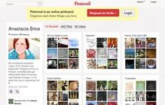 Article from Virtual Moxie on problems with Pinterest.