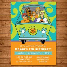 Scooby Doo Invitation Download Free orderecigsjuiceinfo