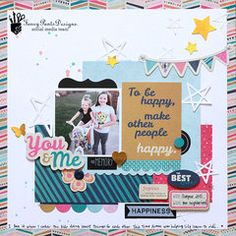 Project Ideas for Fancy Pants Designs - Flutter Collection - 12 x 12 Double…