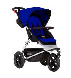 The Mountain Buggy Urban Jungle - Marine is suitable from birth and has been designed to be able to take on any terrain whether in or out of the busy city. Mountain Buggy, Baby Buggy, Busy City, Travel System, Urban, Bugaboo, Canvas Fabric, Baby Strollers, Car Seats