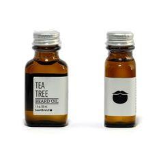 Beardbrand Beard Oil Tea Tree