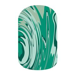 Retro Emerald Jamberry Nails Wraps. Lasts up to 2 weeks on fingernails and 4 weeks on toenails. Buy it here: http://easycutenails.jamberrynails.net/home/ProductDetail.aspx?id=1613#.UtYCZrTWvCQ